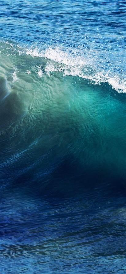 Iphone Ocean Summer Sea Wave Wallpapers Apple