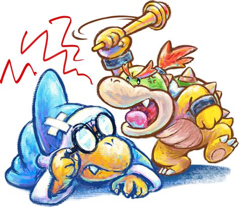 Yoshi's New Island (3ds) Artwork Including Lots Of Crazy