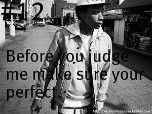 wiz khalifa quote | Tumblr | Quotes | Pinterest | Frases ...