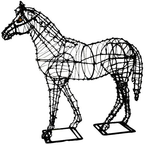 """Topiary Frame Horse  49"""" High  Topiary Pinterest"""