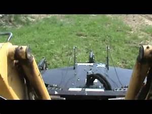 Bobcat 90 U0026quot  Finish Mower For Skid Steer Loader Or Bobcat