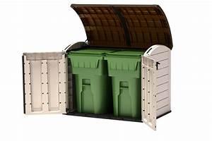 Coffre De Terrasse : coffre rangement plastique 1200 l ~ Melissatoandfro.com Idées de Décoration
