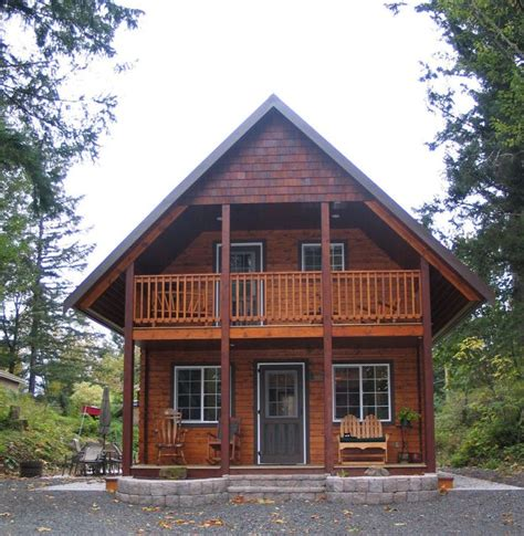 front of 20x30 cabin cabin fever pinterest