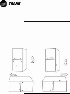 Download Trane Furnace Tuh2b080a9v3va Manual And User