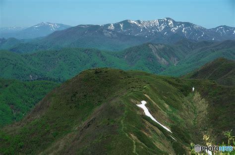 奥羽 山脈