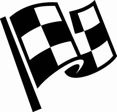 Flag Checkered Clipart Svg