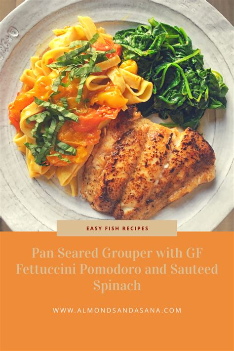 grouper pan seared recipes fish recipe easy butter lemon sauteed