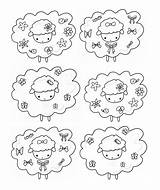 Crochet Colouring Coloring Downloads Loops Lakeside Lakesideloops sketch template