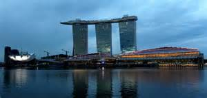 Singapore Hotel With Infinity Pool On Rooftop Image Infinity Pool In Marina Bay Sands Skypark Singapore Places To See