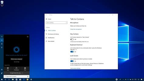 how to manage cortana settings on the windows 10 fall creators update windows central
