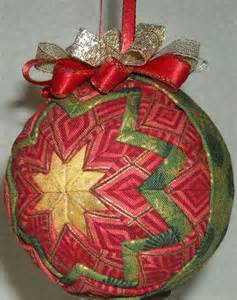 48 best christmas ornaments quilted images on pinterest christmas crafts christmas balls