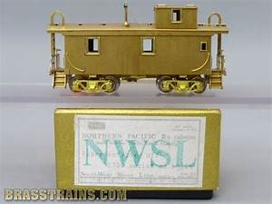 Brass Guide Price  U0026 Data Guide For Caboose North West