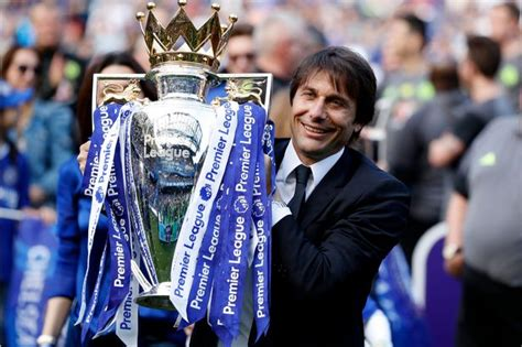 Double-chasing Antonio Conte admits he'd have settled for ...