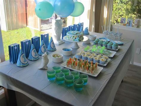 abc themed 1st birthday party spaceships and laser beams boy party owl themed birthday party spaceships