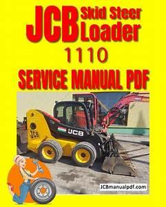 Jcb Skid Steer Loader 1110 Service Manual Pdf 888000
