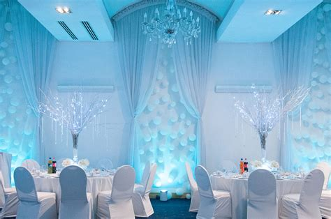 Winter Wonderland  Decor By Robyn At Scenesations @ The Pop