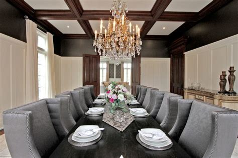 Houzz Living Rooms Traditional by Luxury Home Staging Modern Mansion Traditional