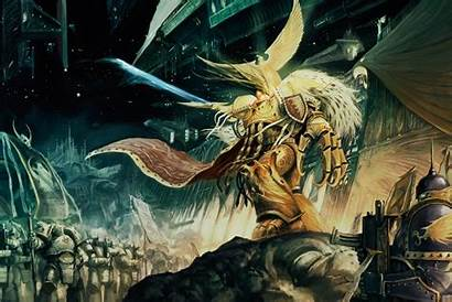 Emperor Mankind Warhammer 40k God Imperium Heresy