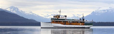Best Small Boat Alaska Cruise by Alaska Inside Passage Small Ship Cruises Yacht Charters