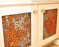 General finishes patinas and stencils on pinterest for Best brand of paint for kitchen cabinets with copper patina wall art