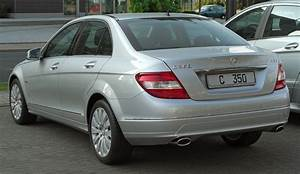 Mercedes Classe C 350 : file mercedes c 350 cdi blueefficiency elegance w204 rear wikimedia commons ~ Gottalentnigeria.com Avis de Voitures