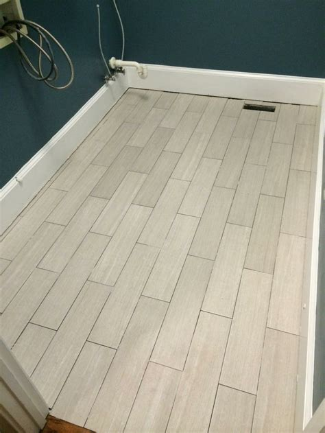 laundry room tile for the home