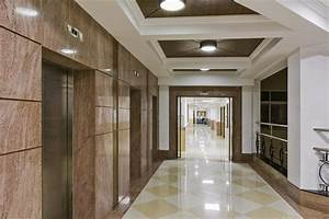 Bakir Baldiwala Health Care Facility Lift Lobby