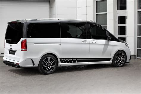 Mercedes V Class Photo by Topcar Revs The Exterior Styling Of The Mercedes V
