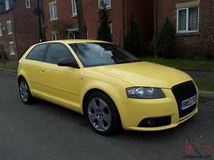 Audi A3 2004 : 2004 audi a3 2 0 tdi sport manual diesel yellow s line styling bose leather ~ Gottalentnigeria.com Avis de Voitures