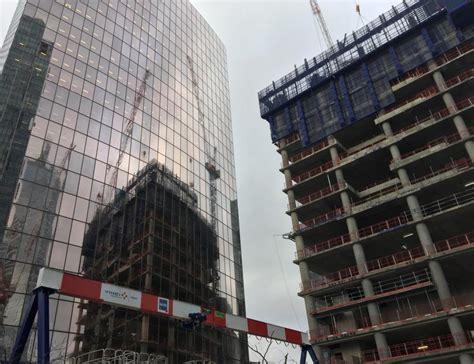 immobilier de bureaux le climat des affaires s 39 améliore pour l 39 immobilier de bureaux
