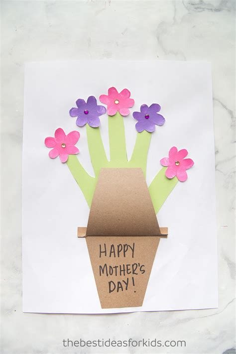 s day handprint card ideas mothers day crafts handprint ideas crafting