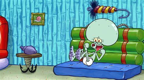 spongebuddy mania spongebob episode squid baby