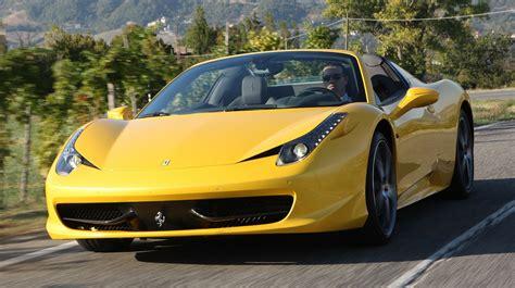 Latest Ferrari Car Models