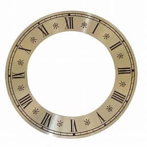 Römische Zahlen Uhr : zahlenreif zifferblatt f r uhren r mische zahlen au en 150 mm ~ Orissabook.com Haus und Dekorationen