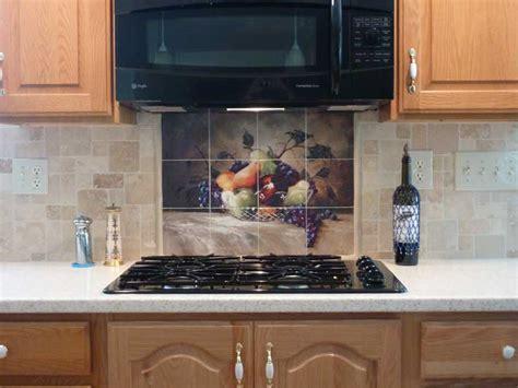 kitchen tile mural decorative tile backsplash kitchen tile ideas americas 3268