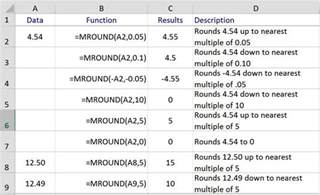 java math ceil not rounding up excel mround up or to the nearest 5 or 10