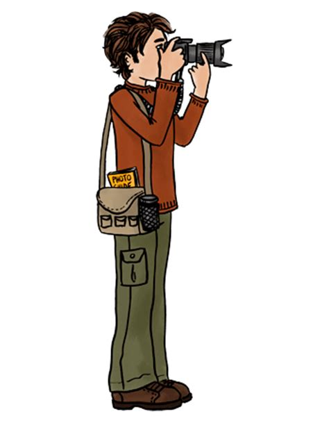 13237 photographer taking a picture clipart 2010 reading club tslac