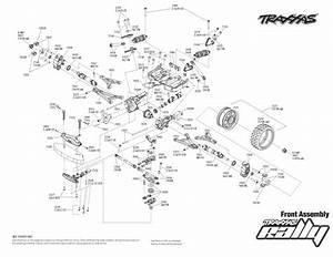 Traxxas 1  16  U4e92 U6539parts List U7206 U70b8 U5716  Summit  Rally  E