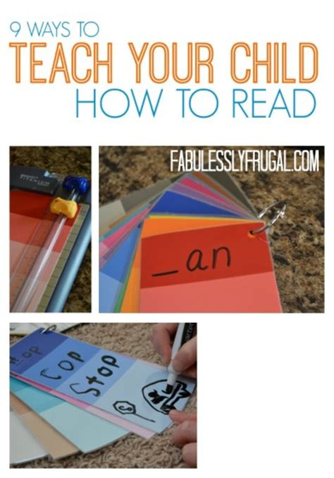 9 ways to teach your child how to read 717 | How to teach your child to read 392x560