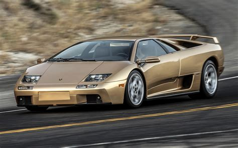 lamborghini diablo vt  se  wallpapers  hd
