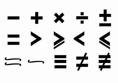 Math Symbols Vector Algebra Symbol Mathematics Downloads