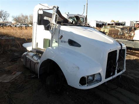 kenworth truck cab 2007 kenworth t300 truck cab for sale hudson co