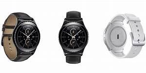 Montre Gear S2 : la montre gear s2 r v l e par samsung tech numerama ~ Preciouscoupons.com Idées de Décoration