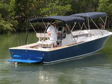 Contender Boats Vs Boston Whaler by 1980 Roneseavee Center Console Powerboat For Sale In