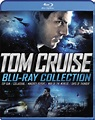 Tom Cruise Collection Blu-ray: Collateral, Days of Thunder ...