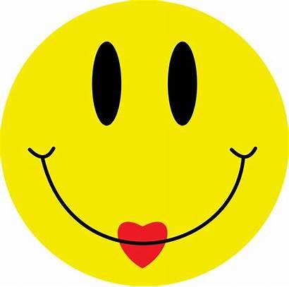 Smile Smiley Clip Face Clipart Heart Emoji