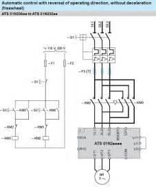 Forward Reverse Motor Starter Wiring Diagram Elec