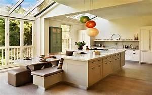 Kücheninsel Mit Tisch : 10 moderne k cheninsel design f r inspiration ~ Yasmunasinghe.com Haus und Dekorationen