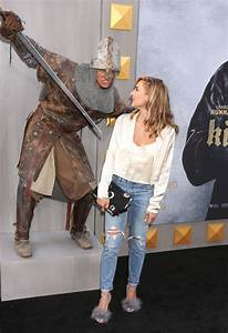 SAMAIRE ARMSTRONG at King Arthur: Legend of the Sword ...