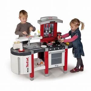 Cuisine Pour Petite Fille : cuisine tefal super chef jeux et jouets smoby avenue ~ Preciouscoupons.com Idées de Décoration